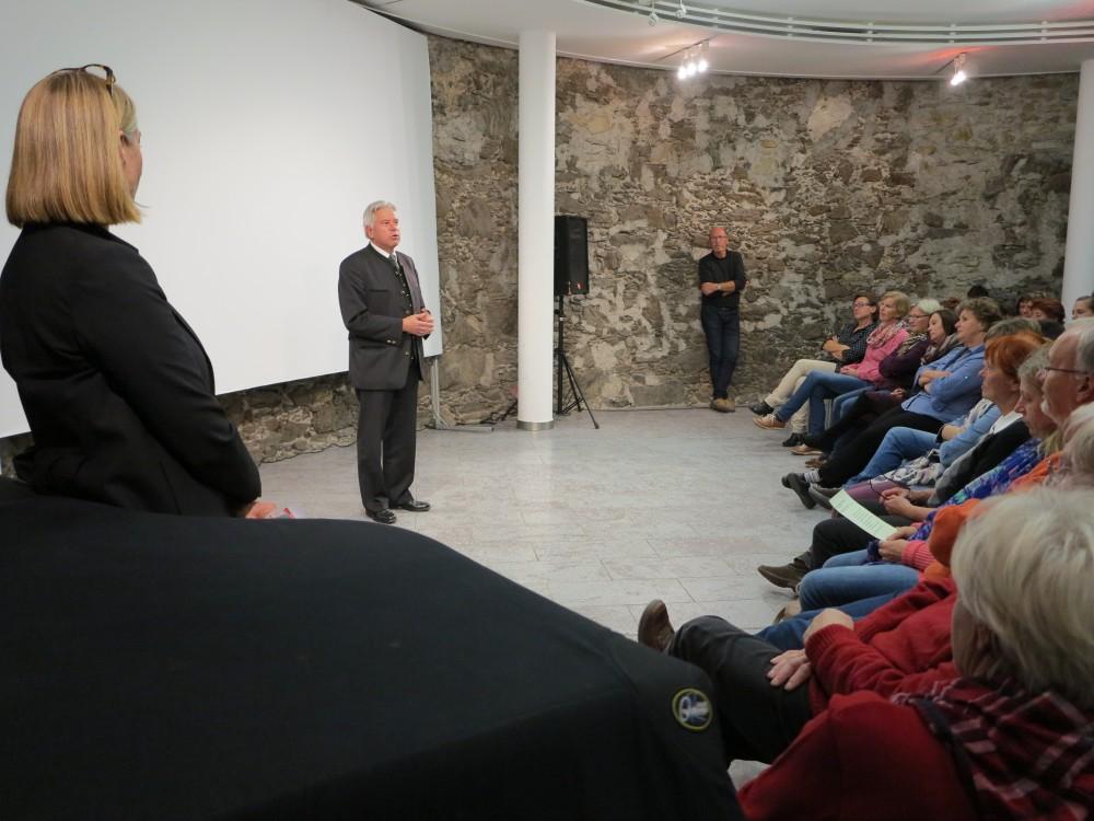 Filmfestival Eröffnung