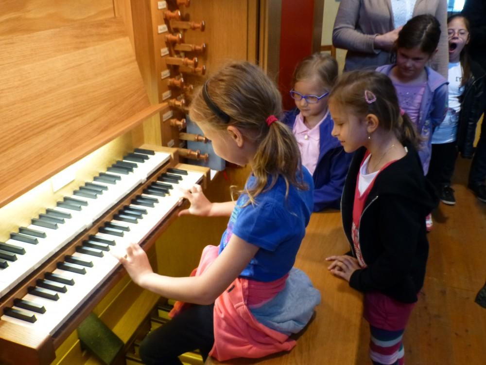 Orgeleinführung 1. Juni