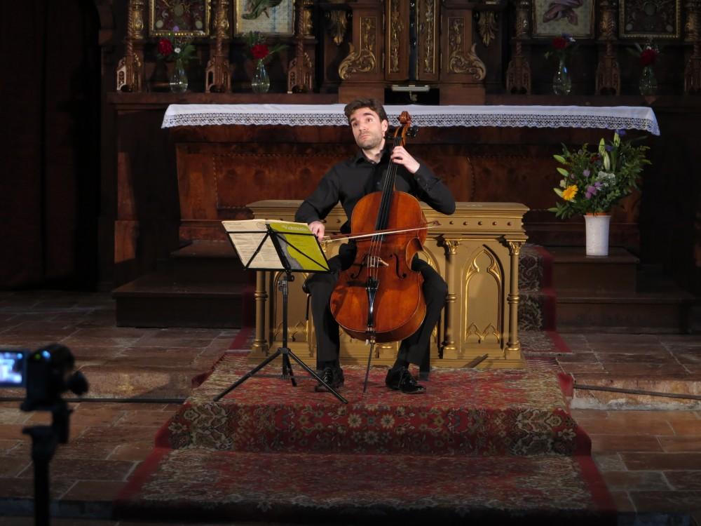 Konzert mit Leonhard Roczek 3. Juni
