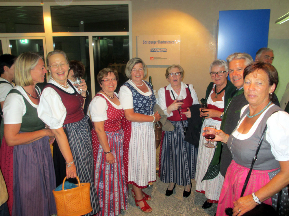 Salzburger Volkskulturpreis, Verleihung Förderpreis, Juni 2013