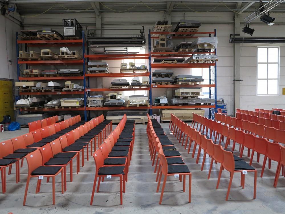 Produktionshalle Firma k-tec