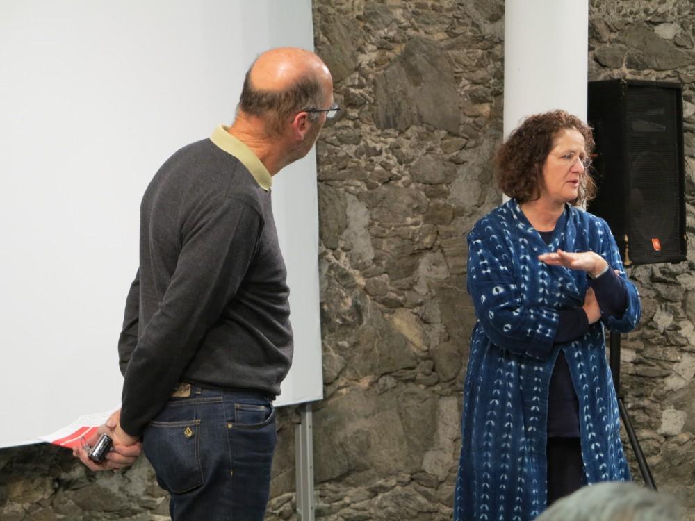 Publikumsgespräch mit Heidi Rest-Hinterseer