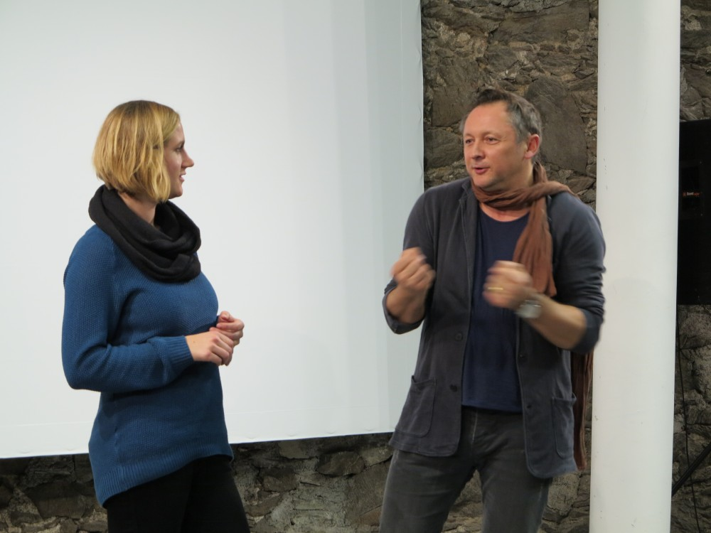 Publikumsgespräch mit Stanislaw Mucha