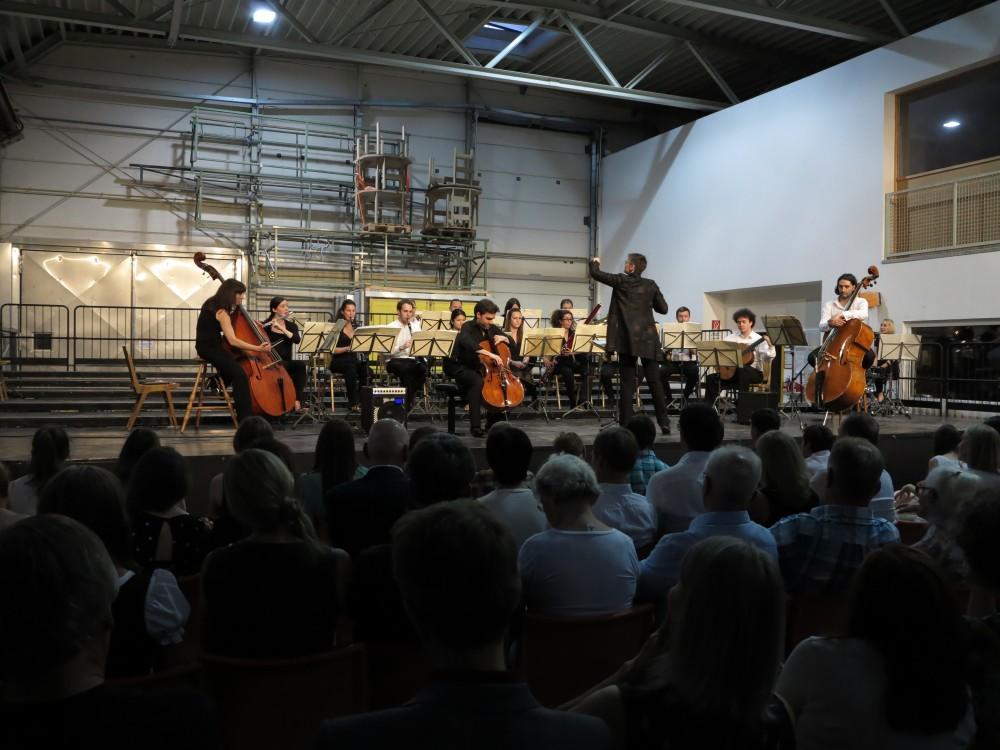 Eröffnungskonzert Philharmonie 4. Juni