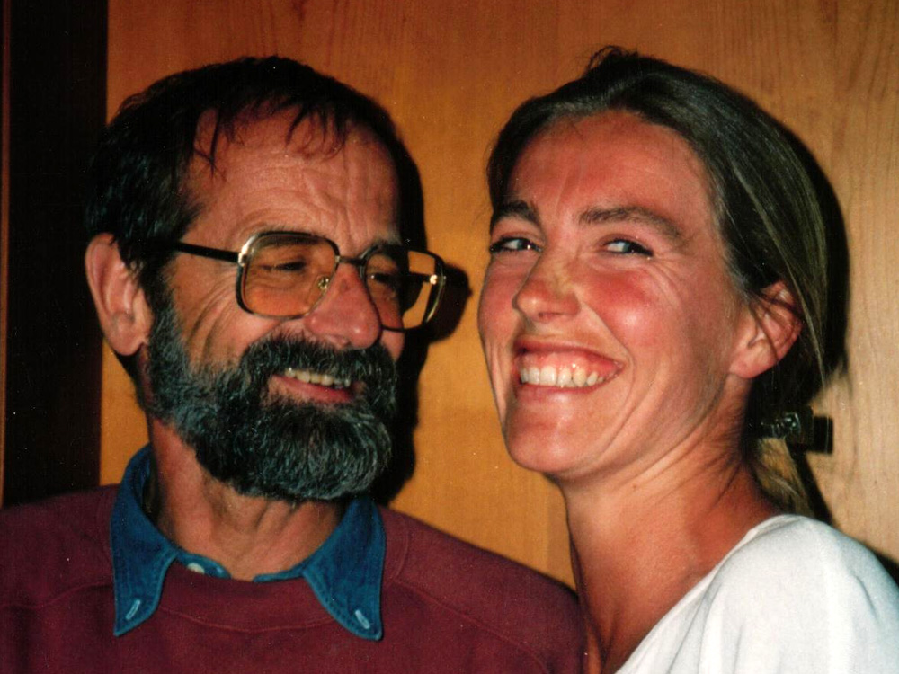 Peter Peyrer-Heimstätt, Elisabeth Schneider 1991