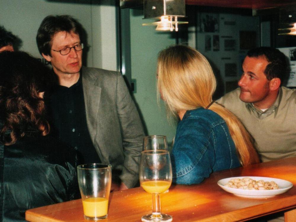 Michael Habersatter, Elisabeth Schneider, Franz Warter, 2000, Zeughaus am Turm