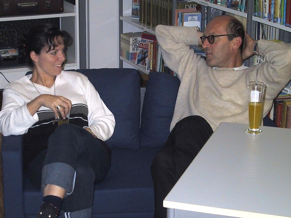 Marianne Ellmer, Josef Schneider, 2000, Zeughaus am Turm