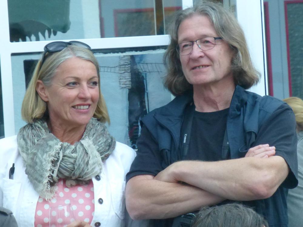 Elisabeth Schneider, Michael Habersatter, 2013, Kunsthandwerksmarkt Radstadt