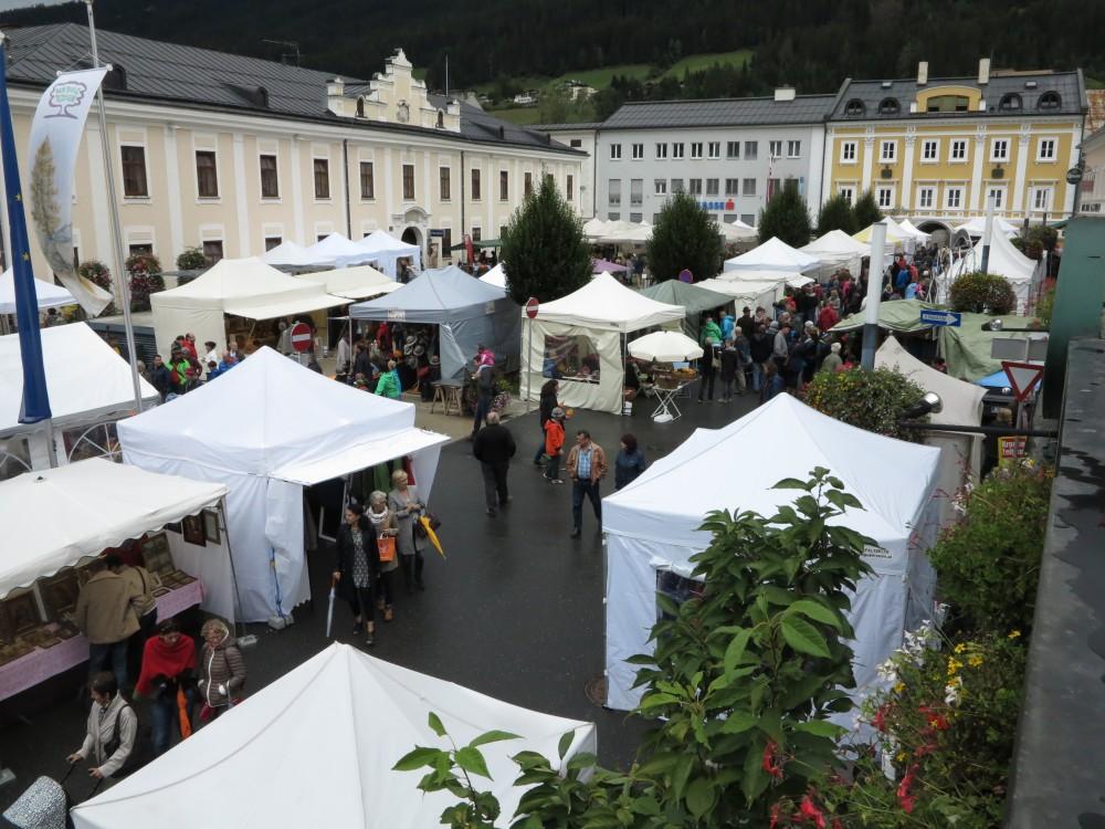 Kunsthandwerksmarkt - Radstadt Altstadt