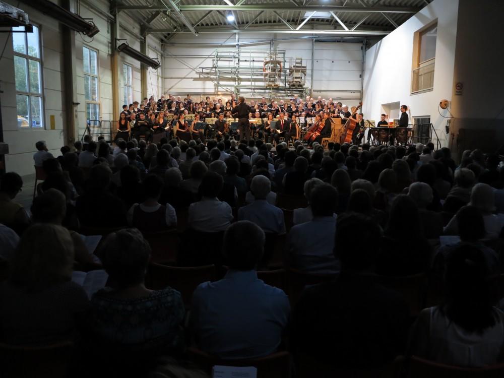Chor-Orchesterkonzert Paulus 7. Juni