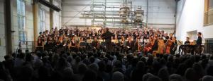 Hofhaimer Chor und Orchester © Michael Habersatter