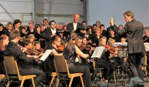 Hofhaimer Chor_Orchester @ Foto Michael Habersatter