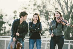 Trio Alba © Marija Kanizaj